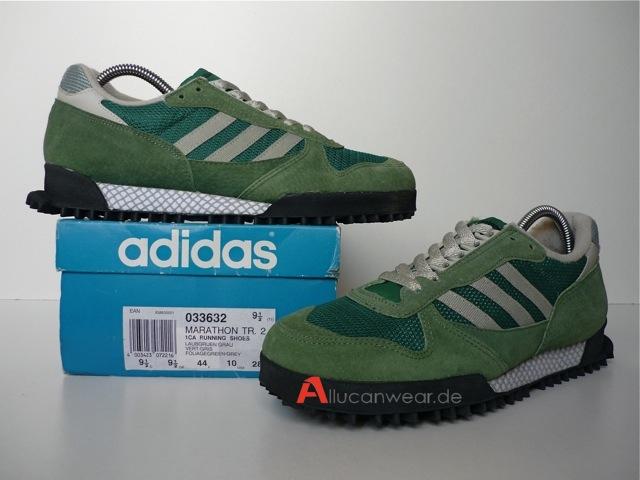 adidas marathon vintage sneakers
