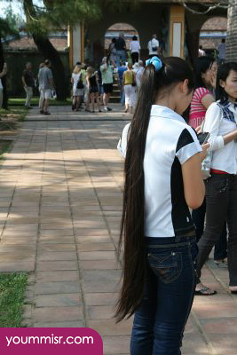 Longest hair woman in the World 2014 (62) | Longest hair