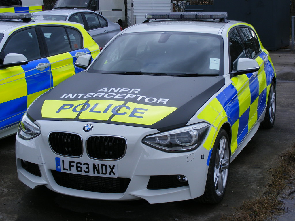 London Cop Cars