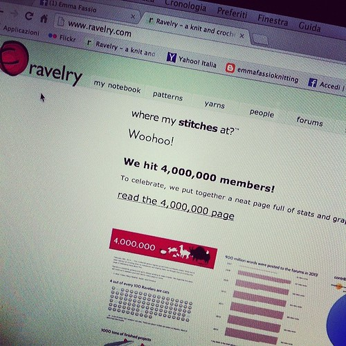 Congratulations Raverly:) 4,000,000 members:)