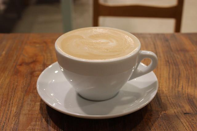 cappuccino kahvikuppi
