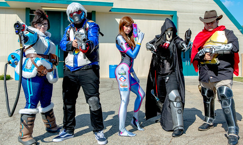 The 9th Annual Bak Anime Bakersfields One And Only Convention Was Held In Final Week Of February 2017
