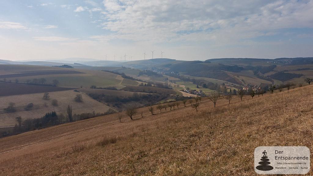 Hiwweltour Tiefenthaler Höhe