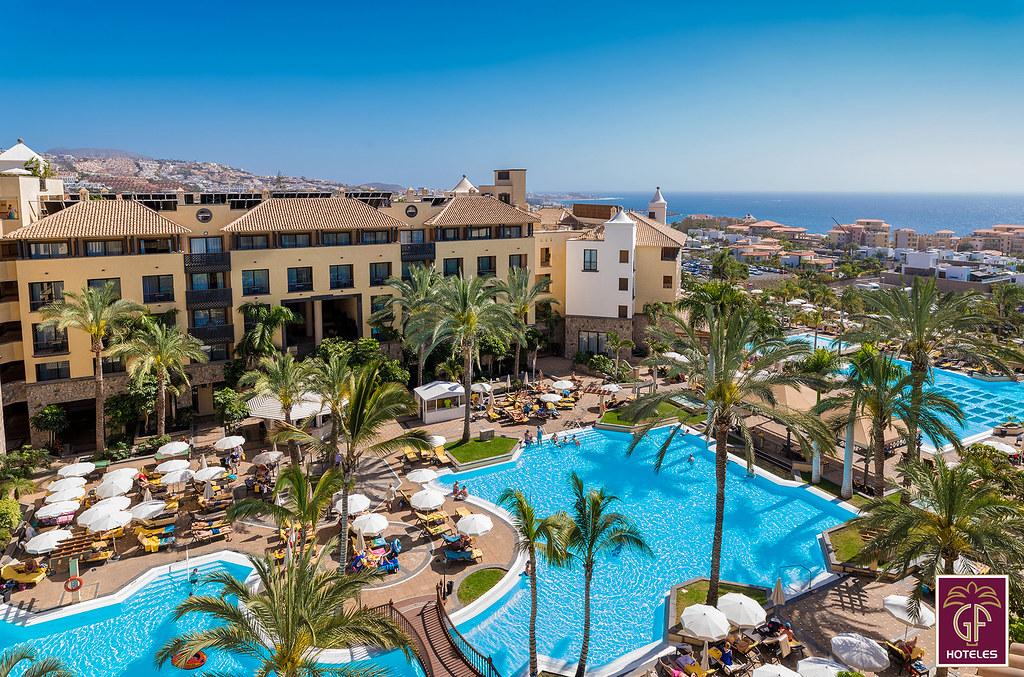 El Mejor Hotel Todo Incluido En Tenerife Costa Adeje Gran Flickr