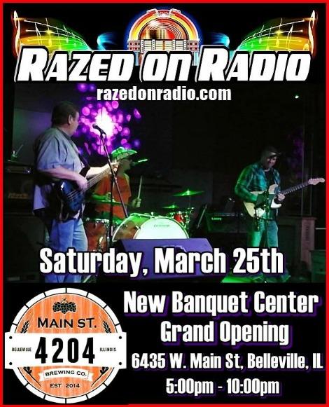 Razed On Radio 3-25-17