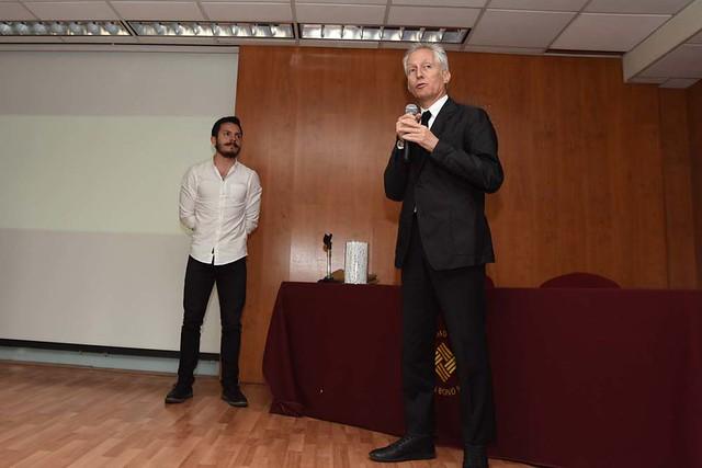 Entrega de Premio Egresados / Arquitectura Campus Sur