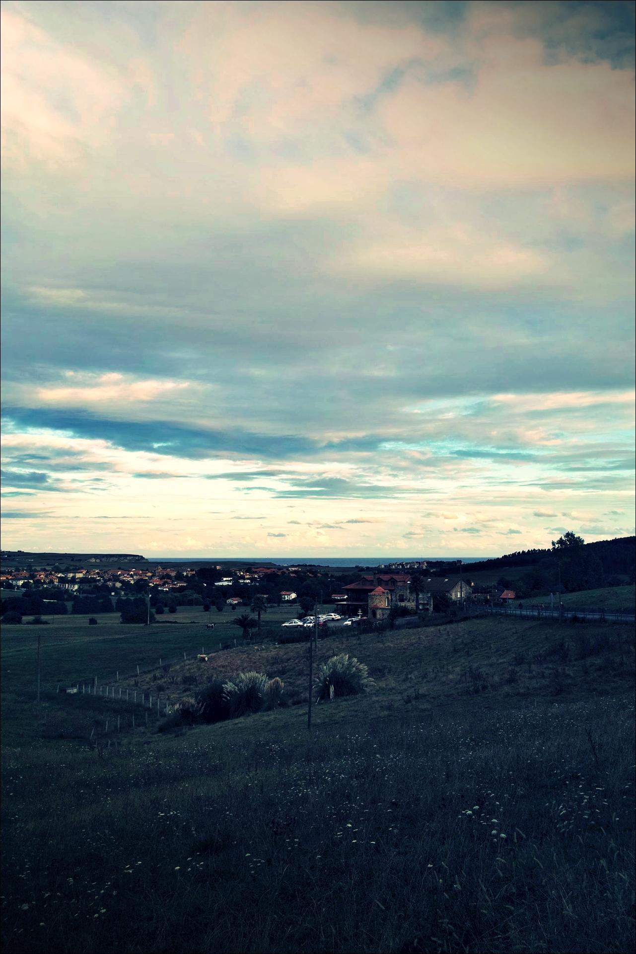 소모(Somo)-'카미노 데 산티아고 북쪽길. 궤메스에서 산탄데르. (Camino del Norte - Güemes to Santander)'