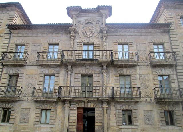 Camposagrado Palace, Avilés