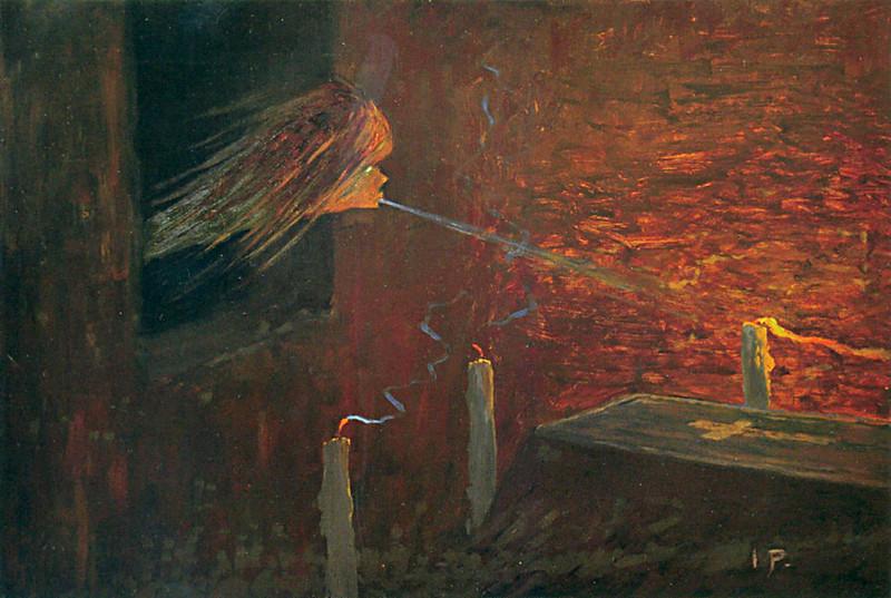 Jaroslav Panuska - Revenge Of The Dead, 1898-1901
