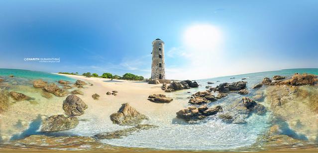 Pigeon Island Trincomalee - 360