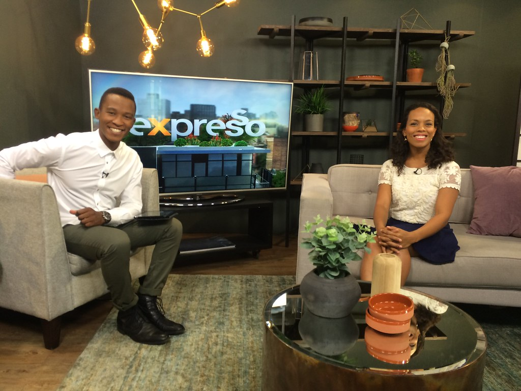 Travel TV on the Morning Expresso Show.