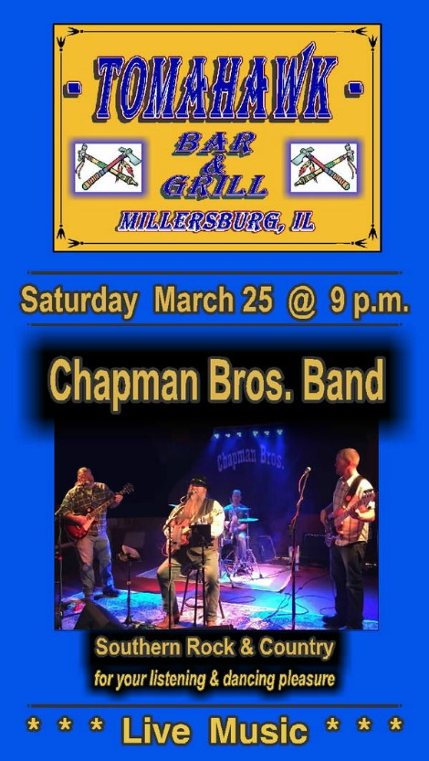 Chapman Bros. Band 3-25-17