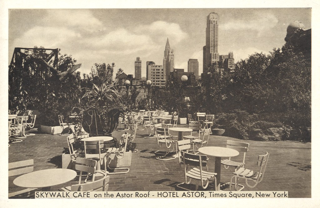 Hotel Astor - New York, New York