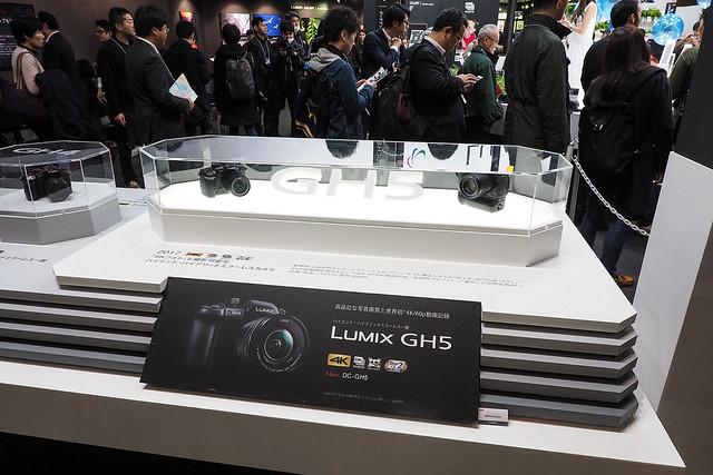 【CP+ 2017】Panasonic LUMIX GH5 | 11