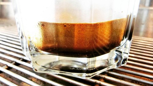 What espresso drinks would you like today?