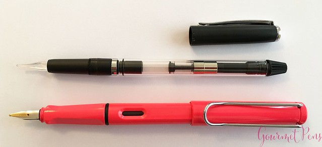Review @WinkPens Glass Nib Pen from @Massdrop 7