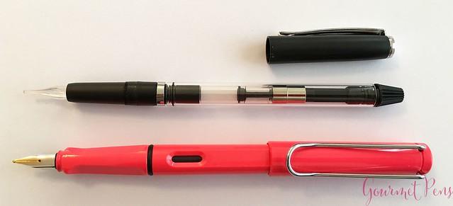 Review @WinkPens Glass Nib Pen from @Massdrop 7