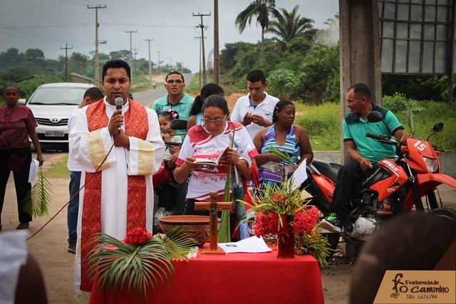 Domingo de Ramos em São Luís/MA