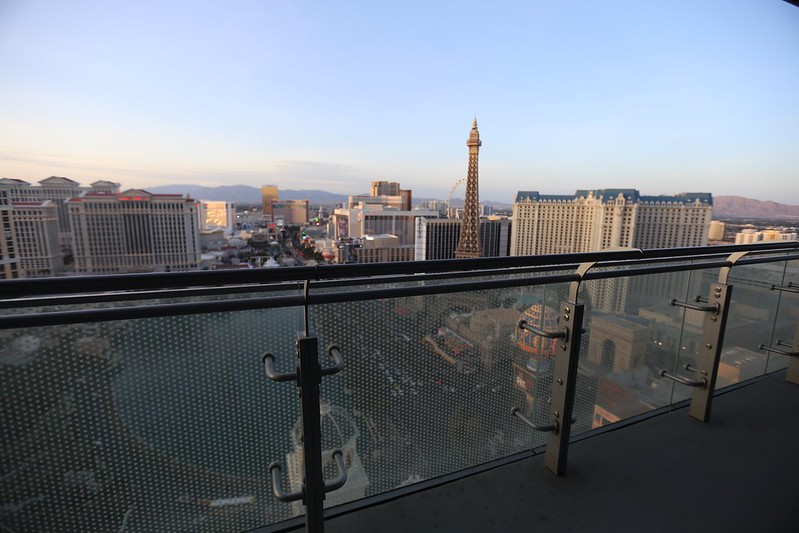 Cosmopolitan Las Vegas Wrap Around Suite 31