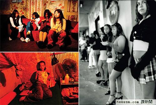 threedifferentregionsofchildprostitution