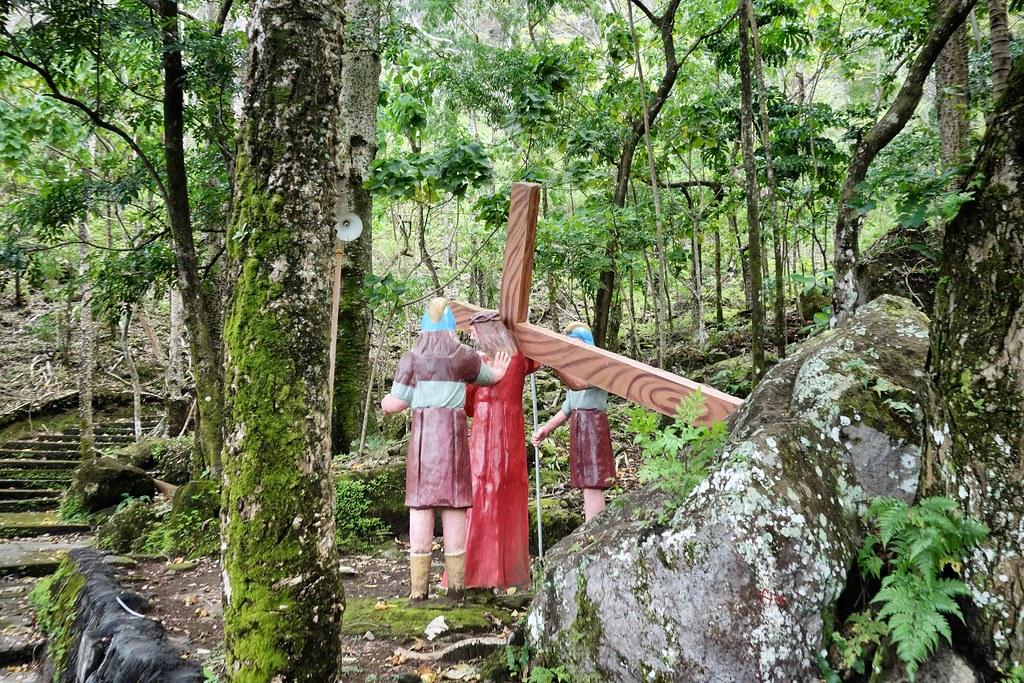 Camiguin - Chemin de croix