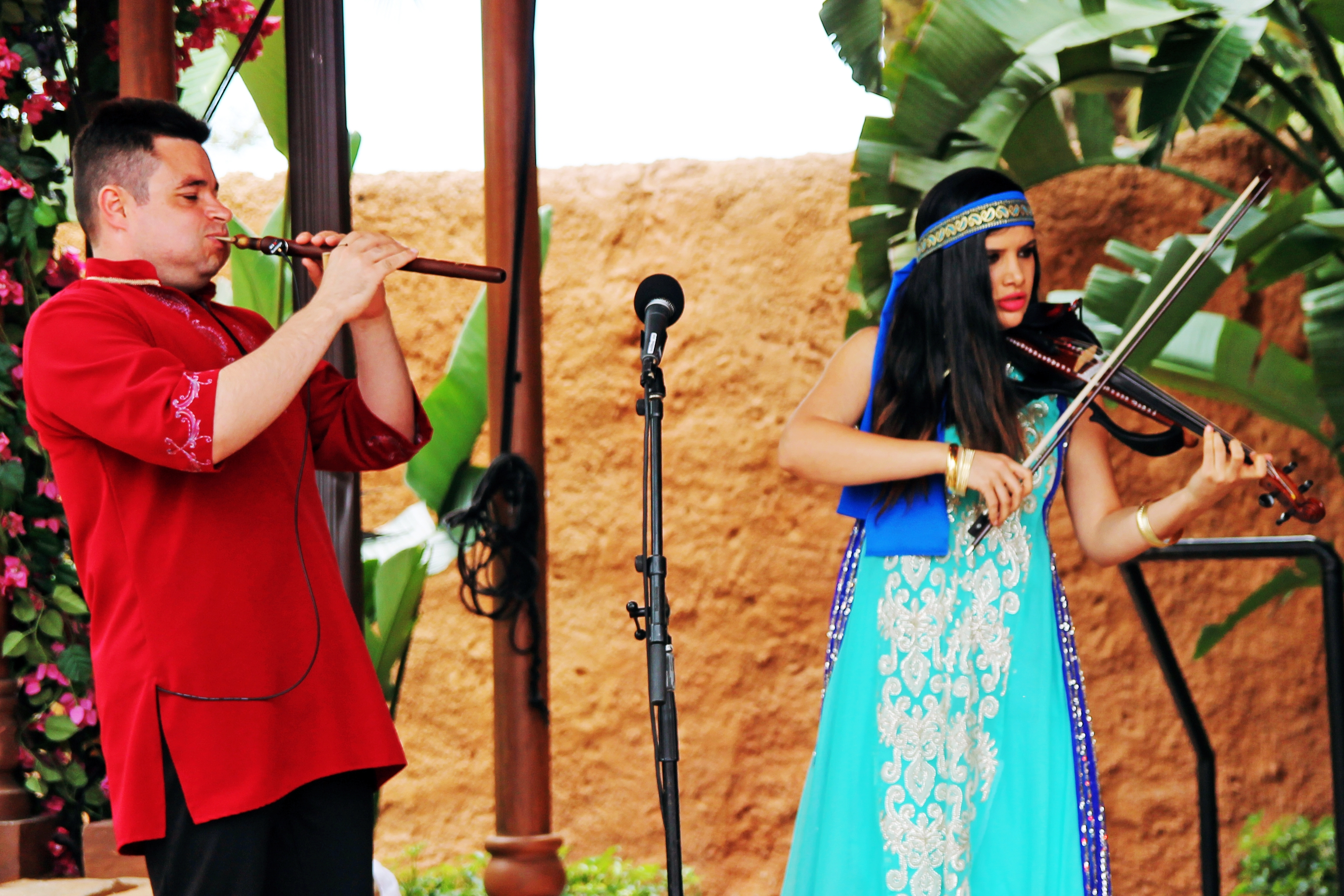 Epcot Morocco Pavillion