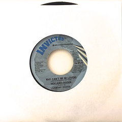 HOLAND-DOZIER FEATURING LAMOND DOZIER:WHY CAN'T WE BE LOVERS(JACKET A)