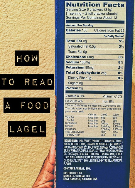 Read A Food Label