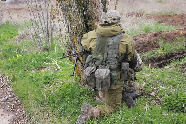 СБУ провела на Херсонщині антитерористичні навчання