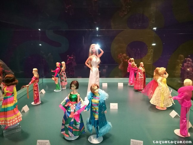 Barbies de 1970s (Vista delantera)