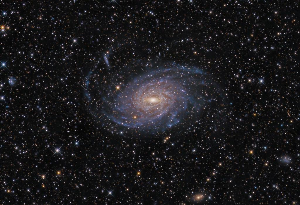 NGC 6744   NGC6744 is a spiral...