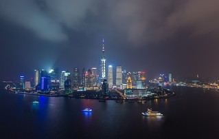 My Favourite Skyline - Shanghai, China | by Maria_Globetrotter