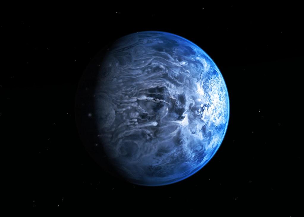 Blue Planet Glass Aquarium Kit