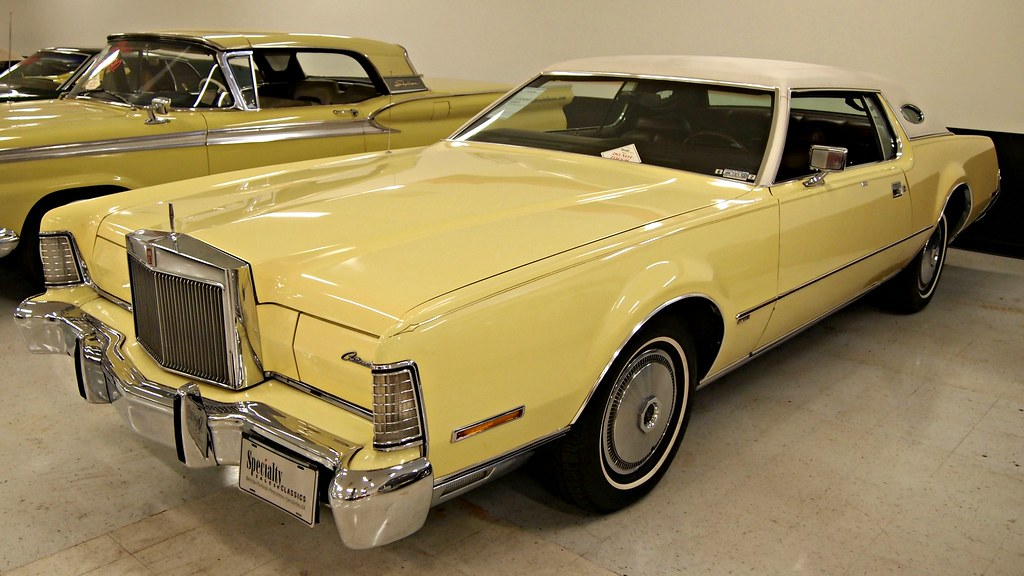 Car Sales Jobs >> 1973 Lincoln Continental Mark IV Hardtop Coupe 1 | Photograp… | Flickr