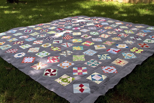 Farmer's Wife quilt top | by quirky granola girl