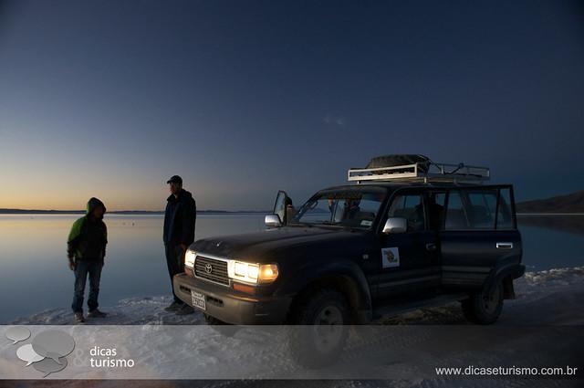 Salar do Uyuni - Bolivia (Dia 3)