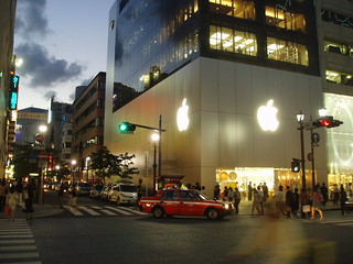Apple Store Ginza 2004 - 3 | by macpengin