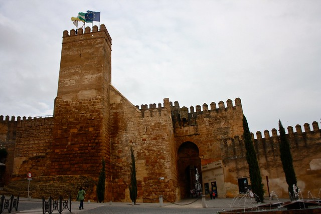 Photo - Puerta de sevilla carmona ...