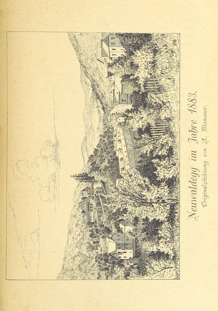 Image Taken From Page 133 Of Geschichte Der Ortschaften D Flickr