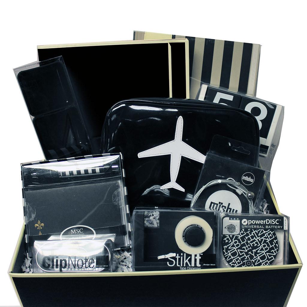 Beau Black Gift Box Urban Girl | Cute Office Supplies, Colorful O ...