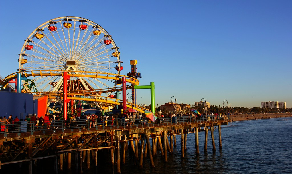 Fair Santa Monica Pier No To The New Beta System