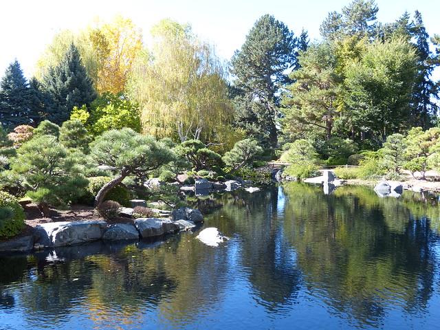 Japanese Garden At The Denver Botanic Gardens Flickr Photo Sharing