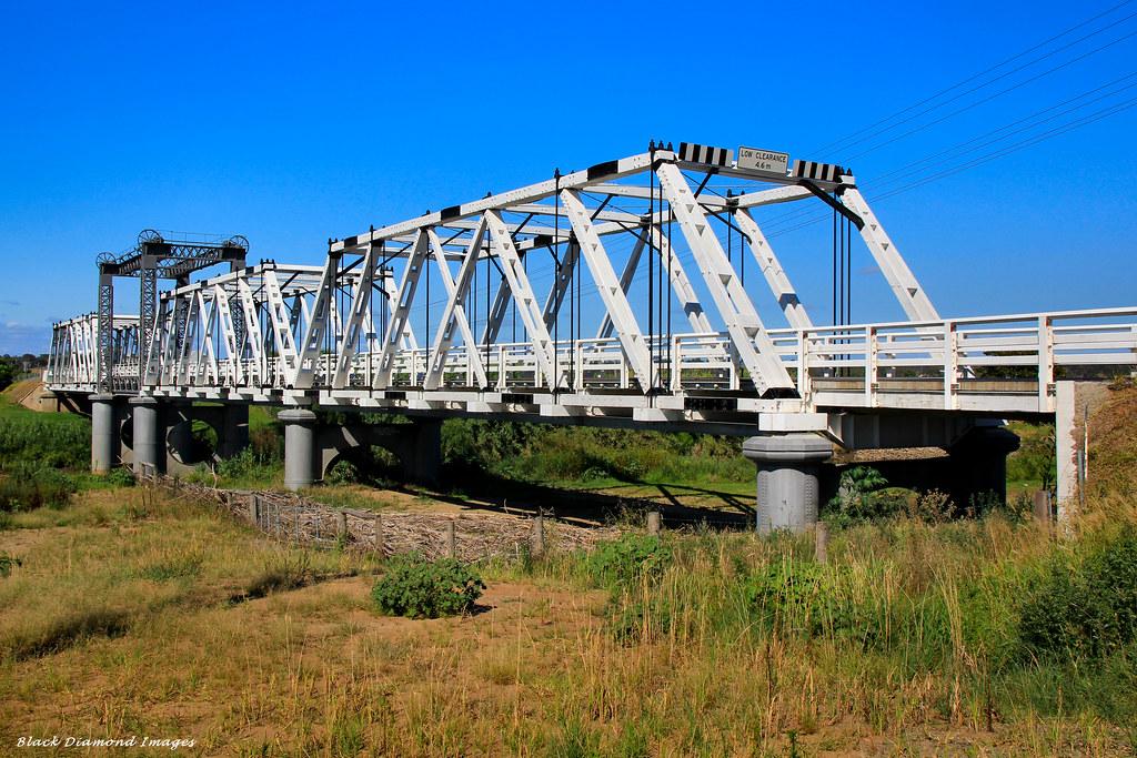 dunmore bridge historic allan truss bridge over the patt flickr. Black Bedroom Furniture Sets. Home Design Ideas