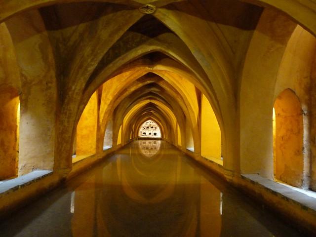 Baños de María Padilla (Real Alcázar de Sevilla)