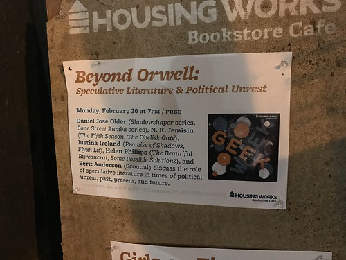 Housing Works: Beyond Orwell