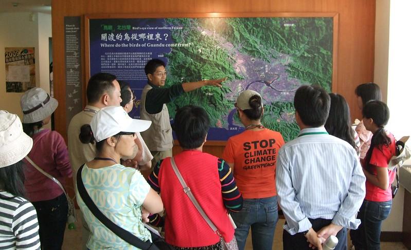赴中NGO人士「被失蹤」引起的寒蟬效應,恐怕連環境教育交流活動也遭衝擊?(資料照片)