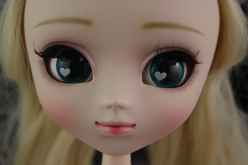 Pullip ha-ha face up