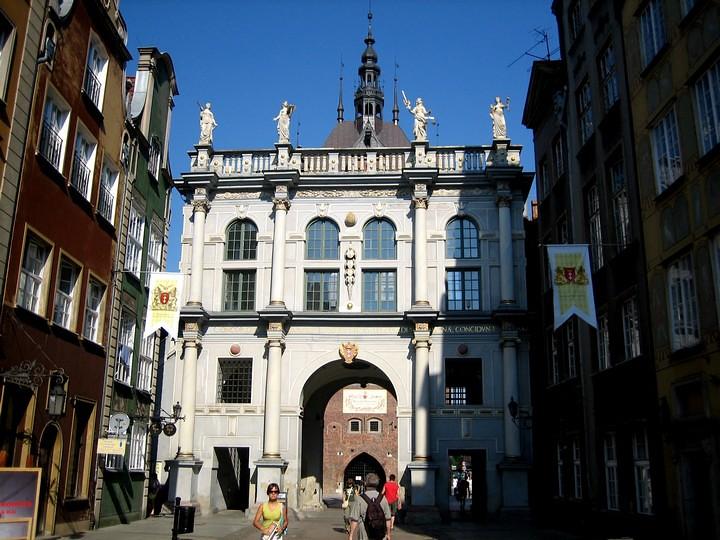 Que ver en Gdansk