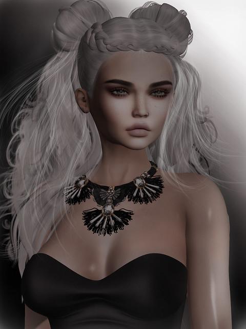 Glam Affair - Jerlise Necklace Fameshed