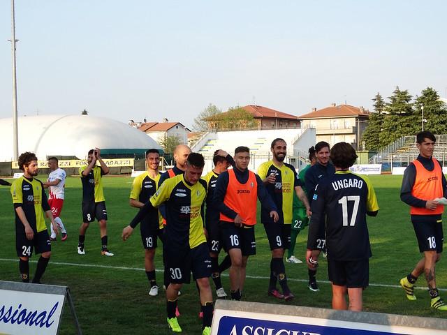Santarcangelo - Südtirol 2-1